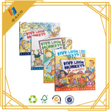 Printing Best Selling Softcover Books With Custom Logo For Children