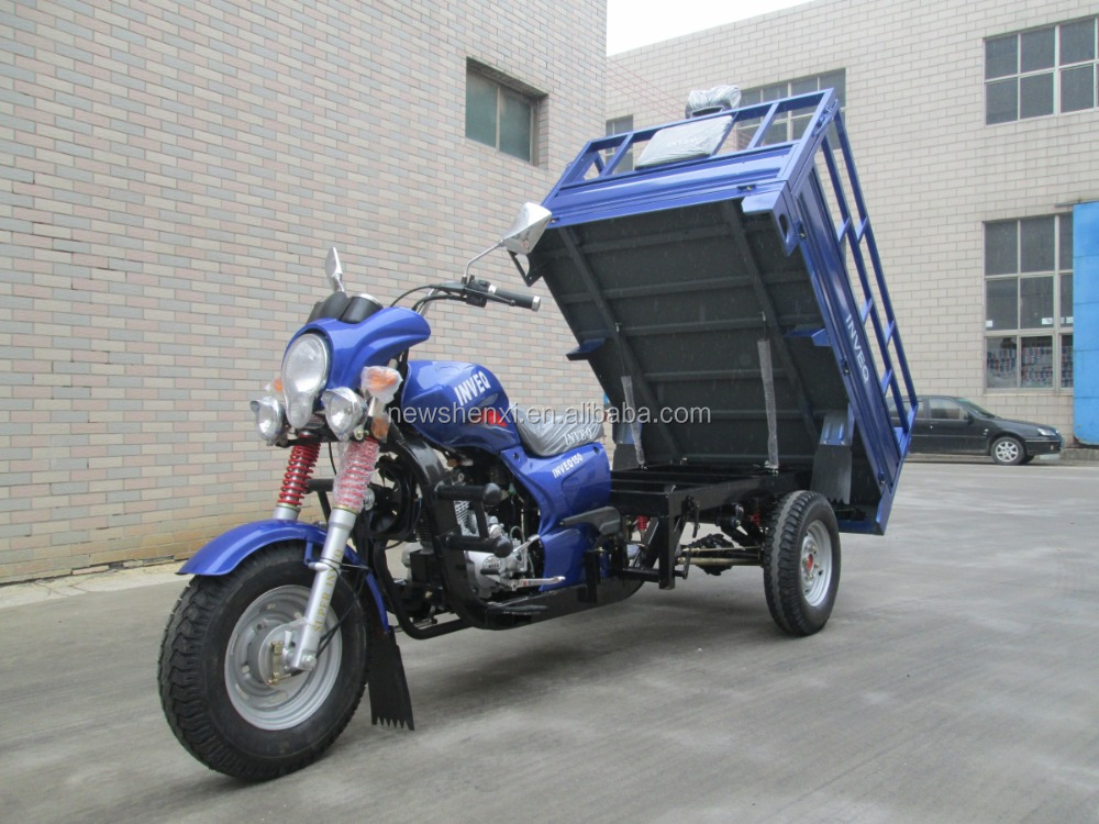3 Wheels Goods Carrier Cargo Tricycle Suppliers With COC certificate