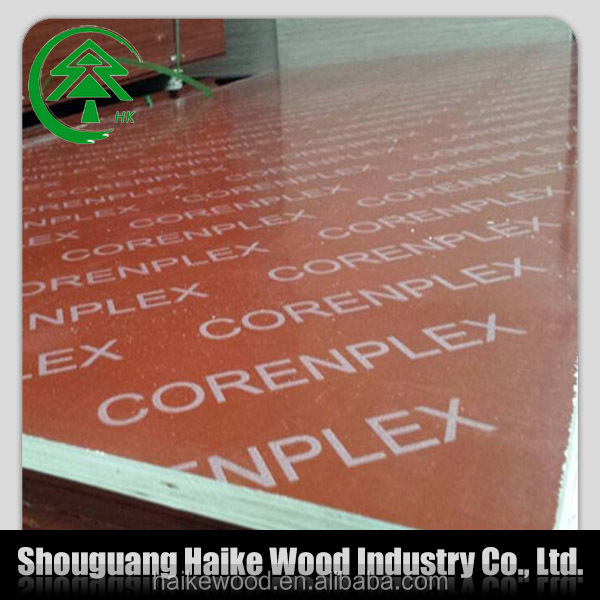 Good quality Cheap WBP Brown or Black film faced plywood for construction/hot sale film faced plywood