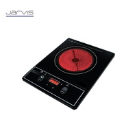 New Arrival Electric Portable 2000W Ceramic Infrared Induction Cooker