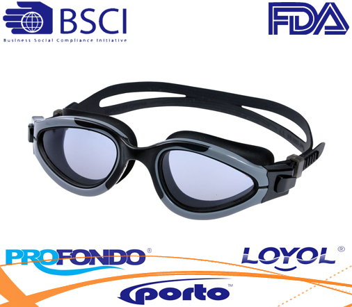 Hot sell new design swimming eyewear with colorful selection