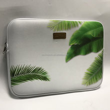 hot sell neoprene laptop sleeve sublimation laptop sleeve for 13.3 macbook