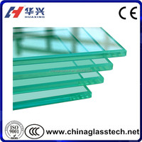 ISO9001/CE Certificate High Strength Tempered Fireproof Glass