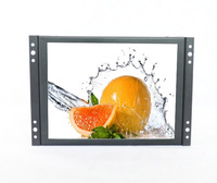 1024*768 Resolution 8 Inch Open Frame Monitor HD Open Frame LCD Monitor General Touch Open Frame Touch Screen Monitor