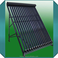 Solar Thermal System Vacuum Tube Heat Pipe Solar Collector
