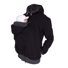 Wholesale Winter Multifunction Men Kangaroo Coat With Outdoor Jacket Maternity