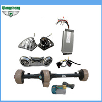 Electric tricycle rickshaw tuk tuk main part motor
