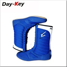 hot new products custom made logo print high-top kick boxing shoes