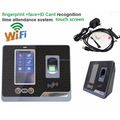 PROYU Face and Fingerprint Recognition access control &Attendance System PY-F5