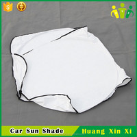 Front windshield shades type and car windshield roller sunshade