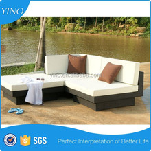 3pcs Corner sofa Rattan Furniture RZ1560