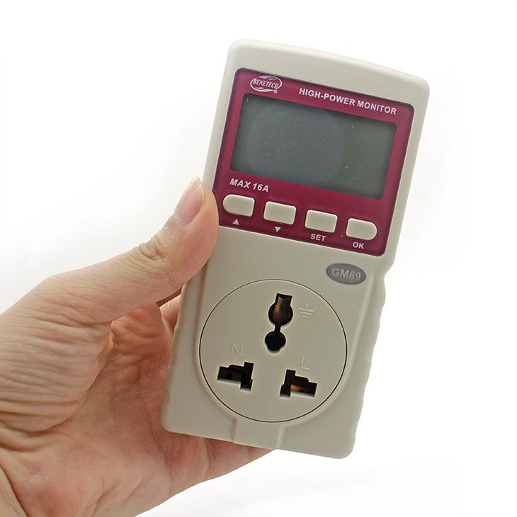 Syst me de contr le de puissance lectrique maison compteur lectrique compte - Controle electrique maison ...