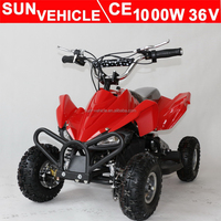 36V mini electric ATV quad for kids CE approved cheap china