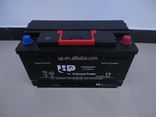 High capacity accumulator DIN88 auto battery hot 12v Automotive batteries