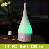 Ultrasonic aromatherapy fragrance diffuser