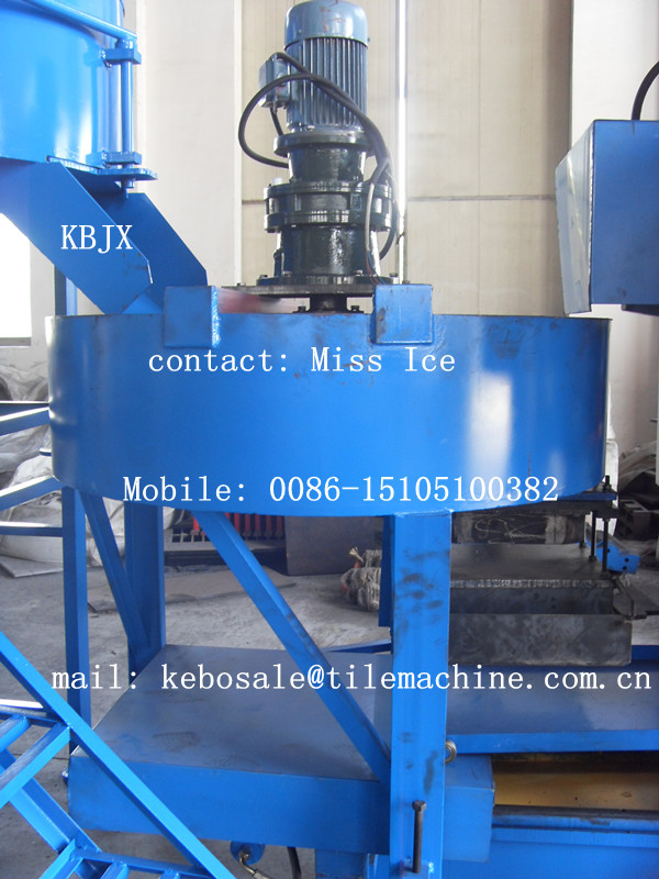 KB-125C automatic concrete roof tile making machine price