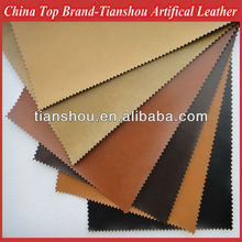 0.5mm-1.0mm pu artificial leather fabric