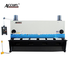 CNC Hydraulic Shearing Cutting machine tools high quality most popular Export to Asia