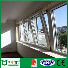 Australia windows and doors aluminum tilt and turn window tilt up aluminum window