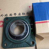 UCF214 Pillow block bearing with iron casting