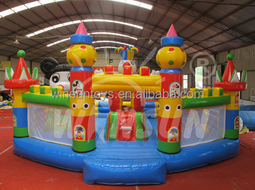 Outdoor inflatable larg inflat toy large inflatable toys for sale