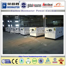 50 kw Silent Self Powered Electric Generators