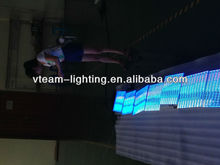 Transparent LED screen rgb glass window display screen