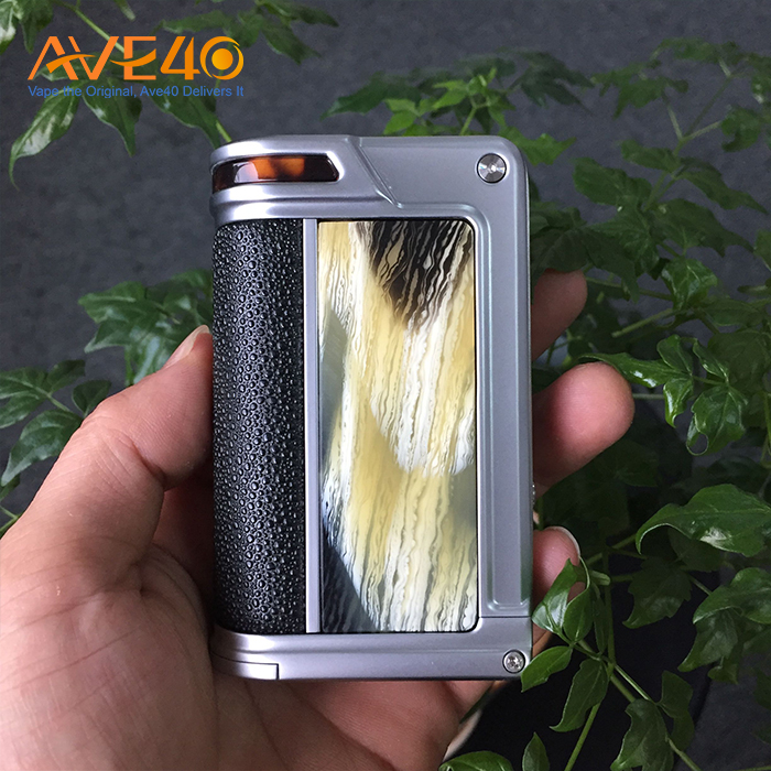 New Colors Resin Lost Vape Paranormal DNA166 Box Mod Vape Mods