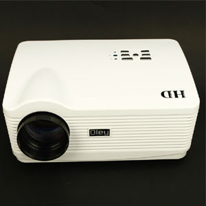 Oley hd projector with DVB-T MPEG4 function