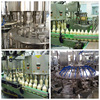 Complete Dairy Fresh UHT Milk Turn-key Project Processing Plant