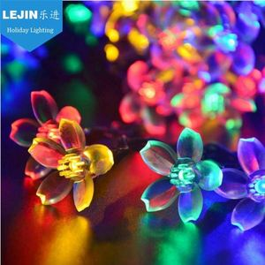 LED Xmas light chain Ornaments