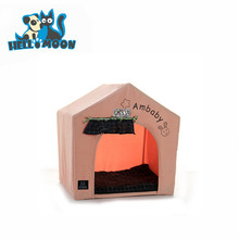 High Quality Foldable Indoor Washable House Shaped Dog Tents
