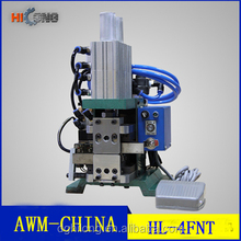 HL-4FNT Pneumatic Wire Stripping And Twisting Machine,High quality Wire Strippers,Automatic Wire Peeling And Twisting Machine