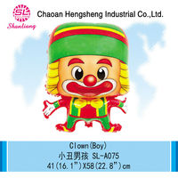 inflatable clown boy balloons for kids