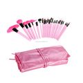 Face Use Makeup Tools 24 Pieces Synthetic Professional Makeup Brush Set with Cosmetic Case