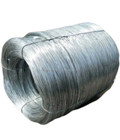 Heavy hot dipped zinc coating galvanized wire for chain link fence
