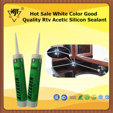 Hot Sale White Color Good Quality Rtv Acetic Silicon Sealant