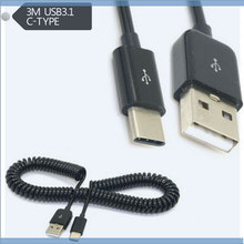 USB data Sync Charger Type C Power Cable for samsung mobile phone