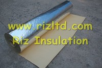 thermal reflective foil insulation tape thermal air bubble insulation double-sided reflective aluminum foil roll