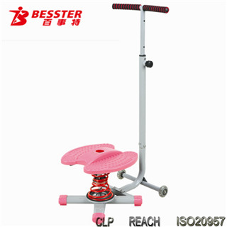 [NEW JS-026A] 2014 Hot-selling Dancing step exercise twist stepper Indoor sport equipment for kids and women step board