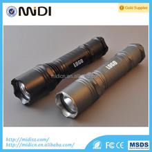 magnetic led flashlight, hot selling military flash light