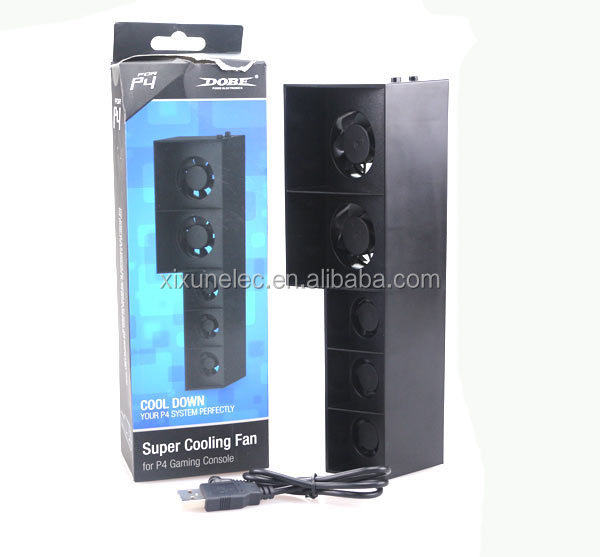 Super Cooling Fan for PS4 Gaming Console for PS4 accessory