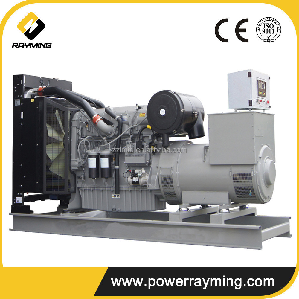 Factory Directly Sale Cheap Used Diesel Power Generator Set