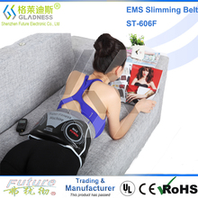 Abdominal Belt With Two Functions/ Vibration Slimming Belt without side effects slim fast belt