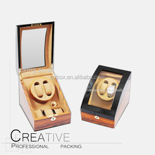 Japanese Motor automatic 2+3 wood watch winder for sale