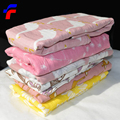 Hot sales 100% baby riceiving Organlic Cotton Muslin Swaddle(blankets)