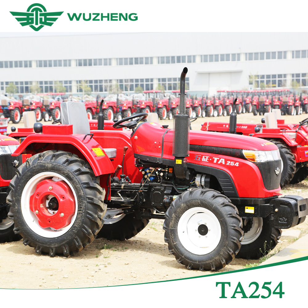 China's famous brand 25hp farm tractor for sale