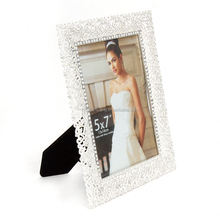 metal fridge magnet engraved metal with writing photo frame