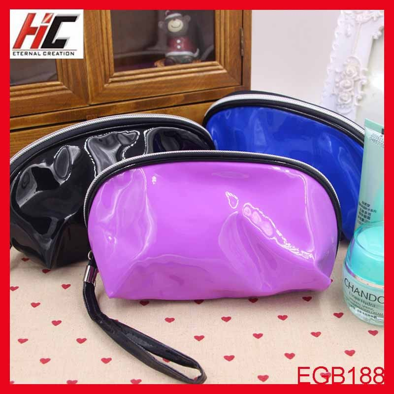 2015 newest wholesale beauty toiletry bag lipstick case ladies cosmetic bag