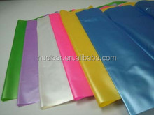 Colorfull Raincoats Soft PVC Films